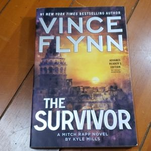 The Survivor by Vince Flynn